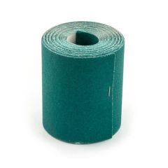 5 Metre x 115 mm - Green - Medium 80 grit Sanding Roll