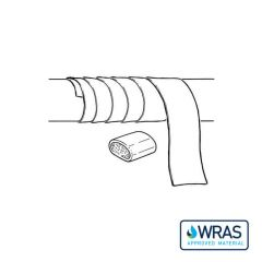 50 mm Wide x 1.5 m Long Wrap Repair Kit