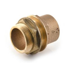 """Solder Ring Tank Connector - 54mm x 2"""""""