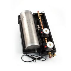 6 + 6 m - Drain-Unit Without Regulation