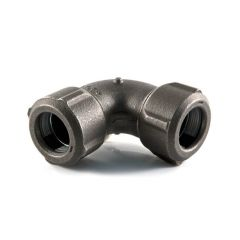 Primofit® Elbow - 63mm MDPE Black