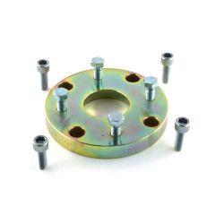 Angled Industrial Regulator Adaptor Kit 80mm to 100mm