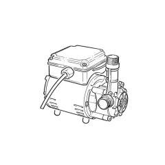 Grundfos SSR2-2.0 C Single Regen. Shower Pump 2 bar