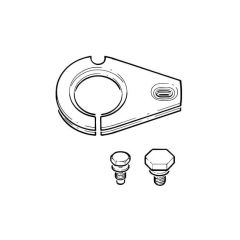 "Uni-Slot Adaptor Kit M5 & 1/4"" UNF Thread Shear Bolts"