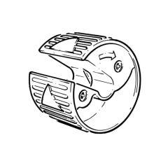 Adaptacut' Flexible Conduit Pipe Cutters - 21mm