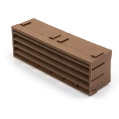 "AIR 920 - 9"" x 3"" - Brown - Air Brick"