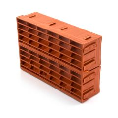 "AIR 9202 - 9"" x 6"" - Terracotta - Air Brick"