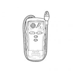 Anton AGM 50 Gas Leak Detector