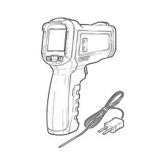 Anton AIRG Infrared Thermometer