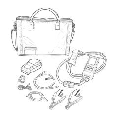 Anton Sprint Pro2 Flue Gas Analyser Kit A
