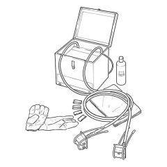 Arctic Hayes 420D Commercial Freeze Kit - 240V