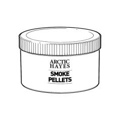 Arctic Hayes 5g Smoke Pellets - Tub of 45