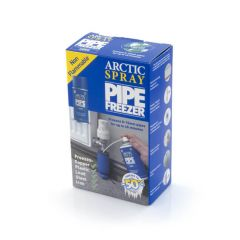 Arctic Pipe Freezer Kit - Small Can & Jacket