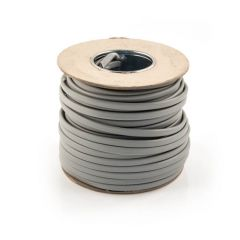 BASEC 6242Y Twin & Earth Cable - 100m x 2.5mm² Grey