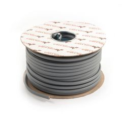 BASEC 6242Y Twin & Earth Cable - 100m x 4mm² Grey