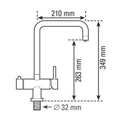 Boiling Water Tap System