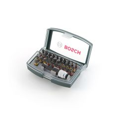 Bosch 32 Screwdriver Bit Set