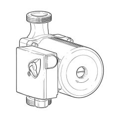 BritTherm™ SL32 Commercial+ 32-80/180 Central Heating Circulator Pump