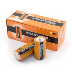 Duracell C Alkaline Batteries - Pack of 10