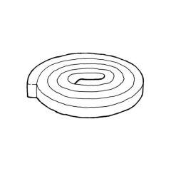 Ceramic Fibre Rope - 25mm x 30m