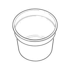 Circular Cold Water Storage Tank 227L - 50 Galls