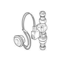 Cistermiser Direct Flush 'Discreet' Infrared Sensor