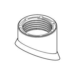 Cistermiser Easyflush Side/Front Adaptor for P/N 18362