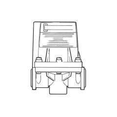 Cistermiser Standard Urinal Flush Control Valve