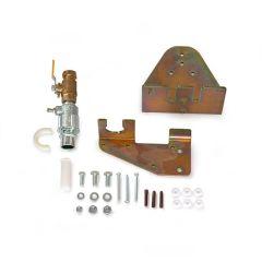 Clesse LPG Meter Box Edge Mounting Kit