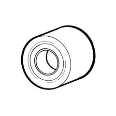 Closure Plate Tape - 50mm x 25m