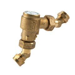 'CombiSave' Temperature Controlled Restrictor Valve
