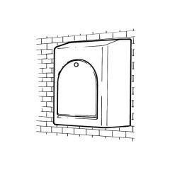 Commercial/Industrial Gas Meter Housing