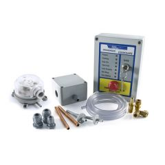 Cooksafe PGCS003 Ventilation & Gas Proving System