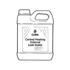 Cura Central Heating Leak Sealer - 1 Litre