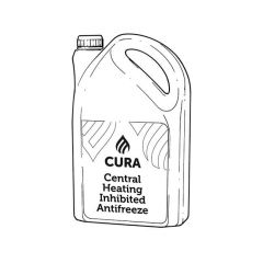Cura Inhibited Anti-Freeze - 5 Litres