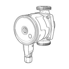 DAB Evosta 3 Central Heating Circulator Pump