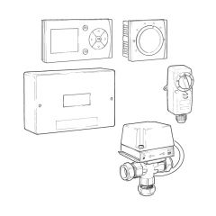 Danfoss 3-Port System Control Pack