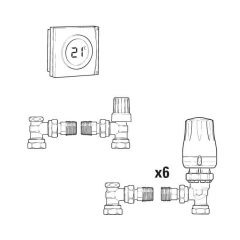 Danfoss RET2000B Heating Efficiency Pack