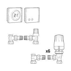 Danfoss RET2000B RF Heating Efficiency Pack
