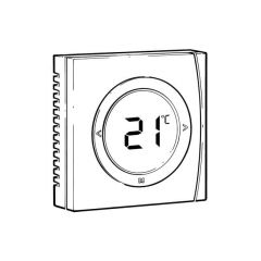 Danfoss RET2001M Room Thermostat