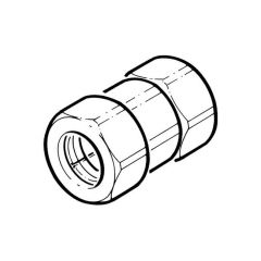 Gastite Mechanical Coupling - DN20