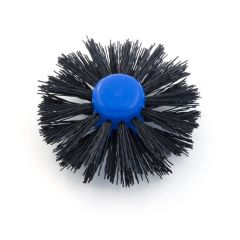 Universal Drain & Chimney Rod Brush - 4""