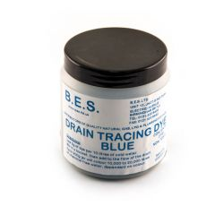 Drain Tracing Dye - 200g Blue