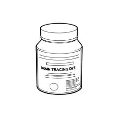Drain Tracing Dye - 200g Red