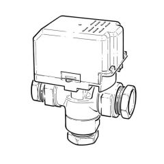 Drayton Motorised Mid-position Valve - 3 Port 28mm