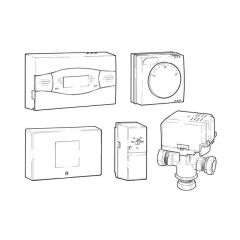 Drayton PBBE 86 Bi-flo Valve Heating Control Pack