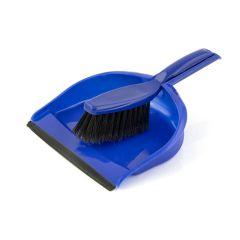 Dustpan & Brush - Blue