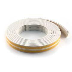 E' Strip Draught Seal - White