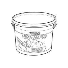 Everbuild® Fire Cement - 5kg Tub