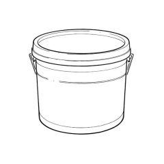 Everbuild Bath & Sanitary Sealant - White 295ml